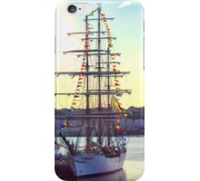 Visiting New London iPhone Case/Skin