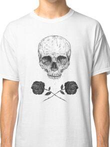 Skull N' Roses Classic T-Shirt