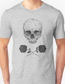 Skull N' Roses Unisex T-Shirt