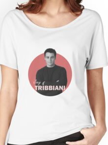 Joey Tribbiani - Friends Women's Relaxed Fit T-Shirt