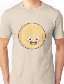 Kawaii Orange Unisex T-Shirt