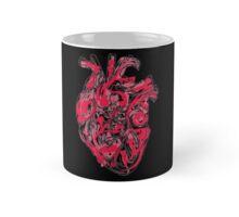 Human Heart: Colors and Doodles Mug