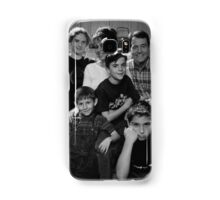 Malcolm in the Middle B&W photo Samsung Galaxy Case/Skin