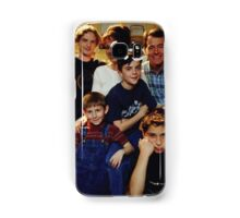 Malcolm in the middle GRAPHIC TEE Samsung Galaxy Case/Skin