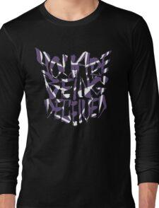 Decepticon Graffiti Example 113 Long Sleeve T-Shirt