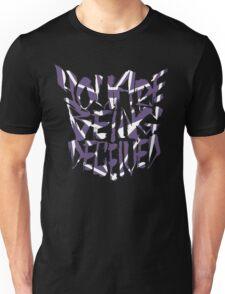 Decepticon Graffiti Example 113 Unisex T-Shirt