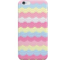 Lovely Rainbow Candy Design iPhone Case/Skin