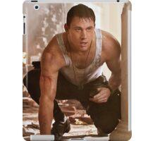 Channing Tatum Movies iPad Case/Skin
