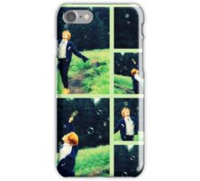Jimin's Most Beautiful Moment In Life iPhone Case/Skin