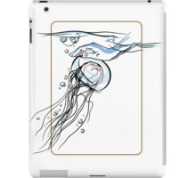 Gently touch iPad Case/Skin