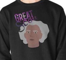 Great Scott! Pullover