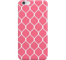 Pink Girl Teen iPhone Case/Skin