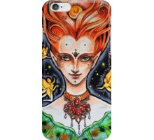 Princess of elves iPhone Case/Skin