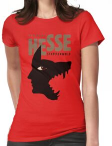 Hermann Hesse Womens Fitted T-Shirt