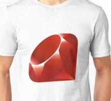Ruby logo Unisex T-Shirt