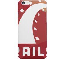 Ruby on Rails logo iPhone Case/Skin