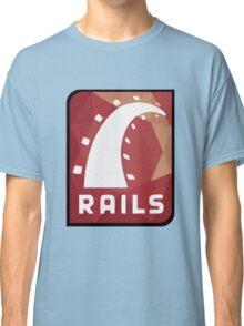 Ruby on Rails logo Classic T-Shirt