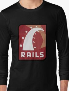 Ruby on Rails logo T-Shirt