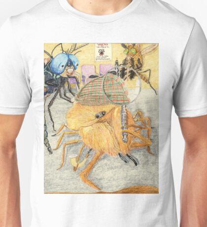 Detective Rathbone The Wind Scorpion Finds His Suspect Unisex T-Shirt