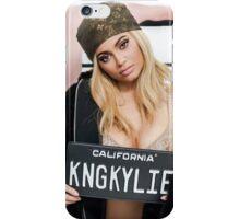 Kylie Jenner Criminal iPhone Case/Skin