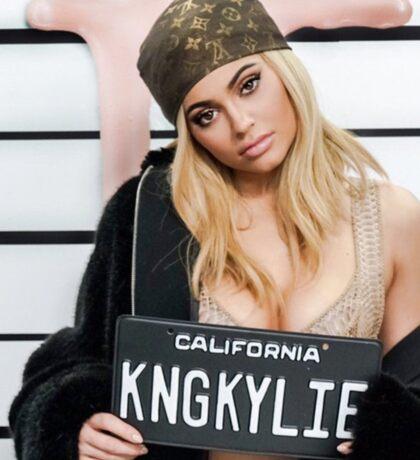 Kylie Jenner Criminal Sticker