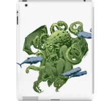 Cthulhu (simple) iPad Case/Skin
