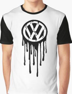 VW Drippy Graphic T-Shirt