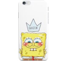 Queen SpongeBob iPhone Case/Skin