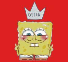 Queen SpongeBob Baby Tee