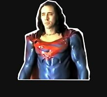 Nic Cage - Superman Unisex T-Shirt