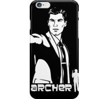 Archer Shoot Danger Zone iPhone Case/Skin