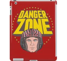 Archer Danger Zone Topgun Head iPad Case/Skin