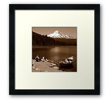 Remember When ~ Part Two Framed Print