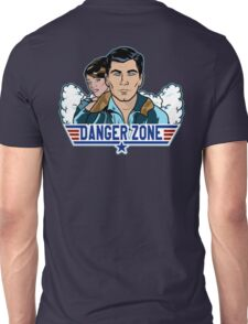 Archer Danger Zone TOPGUN Unisex T-Shirt