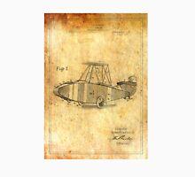 TIR-Airplane - Ancient Canvas Unisex T-Shirt