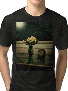 Starry Night in Spring Tri-blend T-Shirt