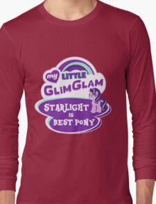 Starlight Glimmer - Logo - Best Pony Long Sleeve T-Shirt