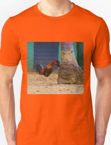 Crowing at a Tree T-Shirt