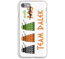 Dalek Parade Walk iPhone Case/Skin