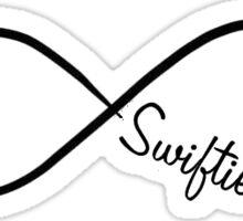 Taylor Swift- Swiftie infinity symbol Sticker