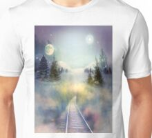 Somewhere and Nowhere Unisex T-Shirt
