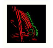 a tribe called quest Art Print