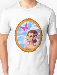 The elf and the butterfly~  Unisex T-Shirt
