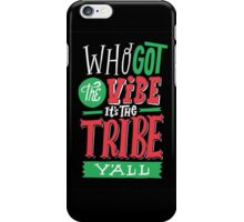 a tribe called quest artwork iPhone Case/Skin