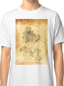 TIR-Camera 1 - Ancient Canvas Classic T-Shirt