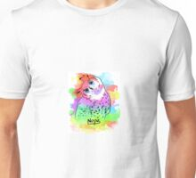 Watercolour Owl Nope Unisex T-Shirt