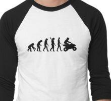 Evolution ATV Quad Men's Baseball ¾ T-Shirt