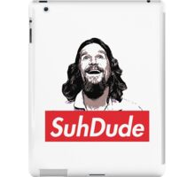 suh dude iPad Case/Skin