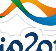 2016 summer olympics Sticker