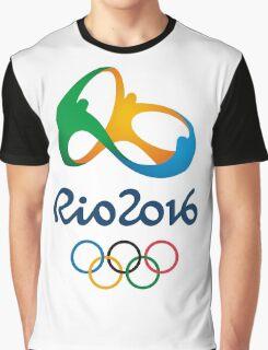 2016 summer olympics Graphic T-Shirt